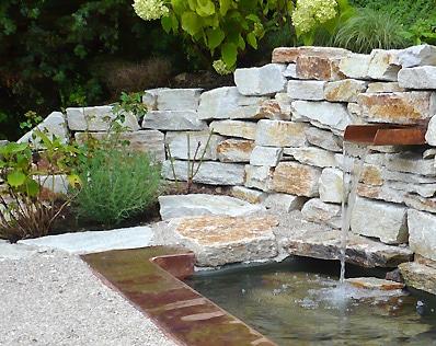 Wasserstelle Im Garten wasser im garten archive gartencraft
