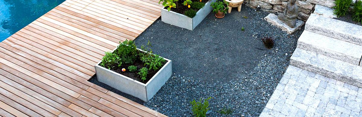 Holz – der nachhaltige Baustoff für Ihre Gartengestaltung