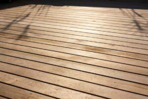 Holzboden von Gartencraft