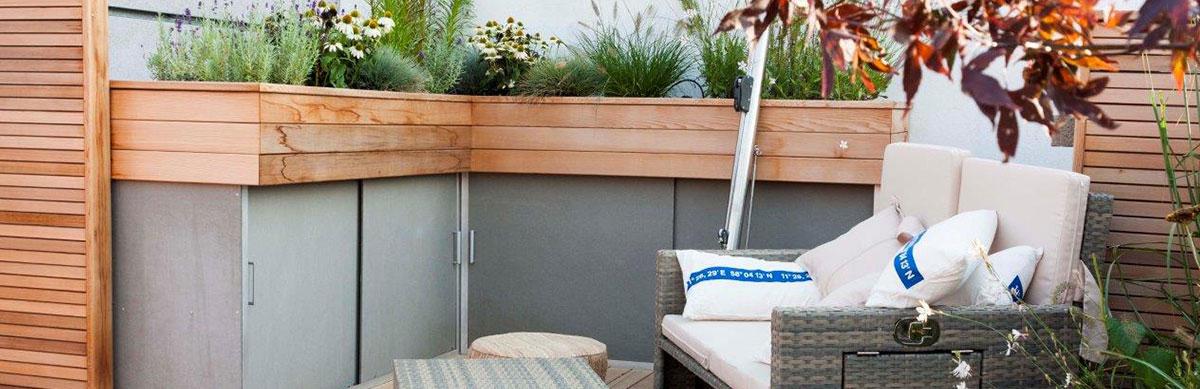 Dachgarten von Gartencraft